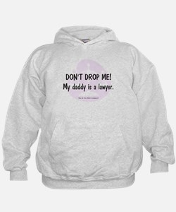 Daddy Lawyer Hoodie