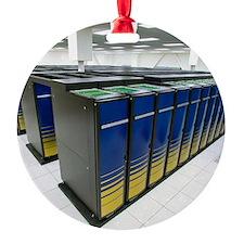 Cray XT4 supercomputer cluster Ornament