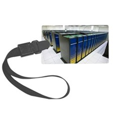 Cray XT4 supercomputer cluster Luggage Tag