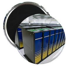 Cray XT4 supercomputer cluster Magnet