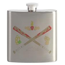 SOI Commandments Flask