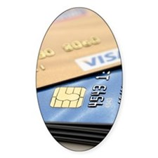 Credit cards Decal