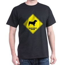 Vallhund Crossing T-Shirt