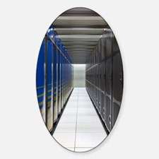 Cray XT4 supercomputer cluster Decal