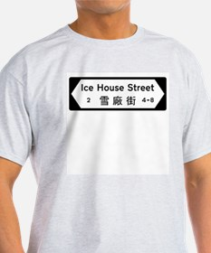 Ice House St., Hong Kong T-Shirt