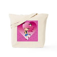 Nyan stars Tote Bag