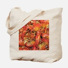 Cooked crayfish Tote Bag