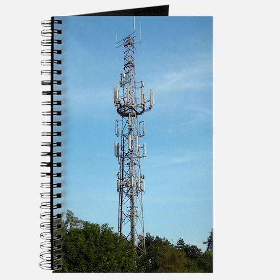 Communication mast Journal