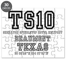 TEXAS - AIRPORT CODES - ts10 - sheraton spi Puzzle