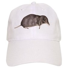 Common shrew, artwork Baseball Cap