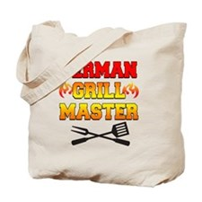 German Grill Master Apron Tote Bag