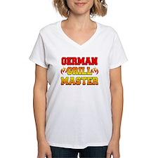 German Grill Master Dark Ap Shirt