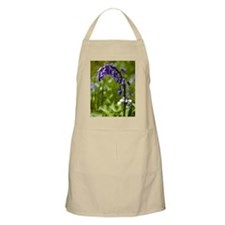Common bluebell flowers Apron
