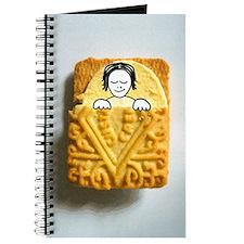 Comfort eating, conceptual image Journal