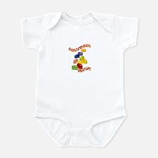 Jellybean Fiend Infant Bodysuit