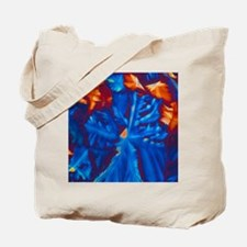 Co-enzyme NAD (nicotinamide) crystals Tote Bag