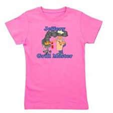 Grill Master Jeffery Girl's Tee