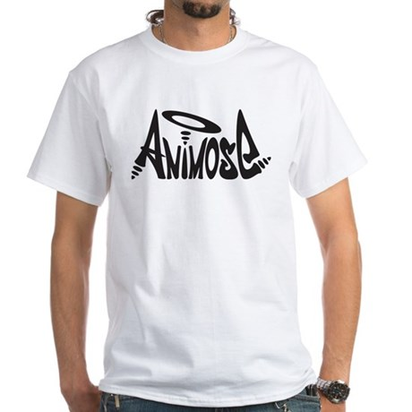 Animose White T-Shirt