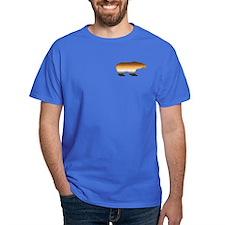 FURRY BEAR PRIDE BEAR CUTOUT PKT T-Shirt