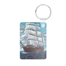 The American Clipper Keychains