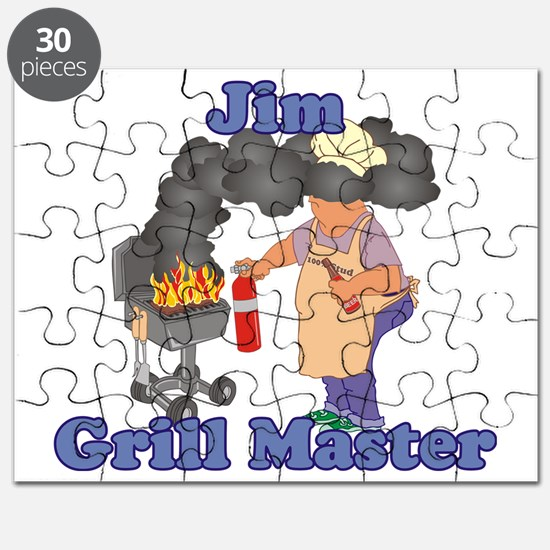 Grill Master Jim Puzzle