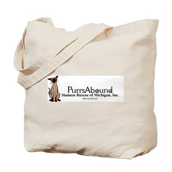 Purrs Abound Tote Bag