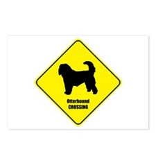 Otterhound Crossing Postcards (Package of 8)