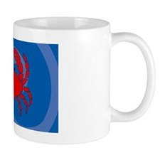 Crab Toiletry Mug