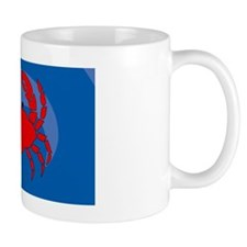 Crab Shoulder Bag Mug