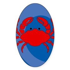 Crab iPad Cover Decal