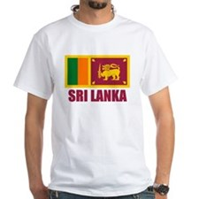 Sri Lanka Flag T Shirts Shirt