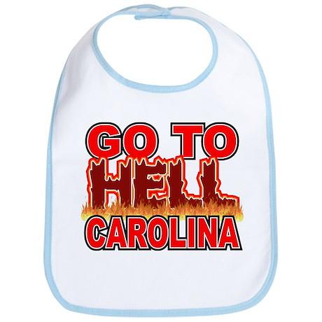 Go To Hell Carolina Bib
