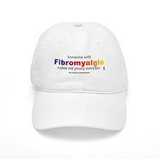 """Fibromyalgia"" Baseball Cap"