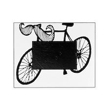 Mustache Bike Picture Frame