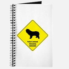 Sheepdog Crossing Journal