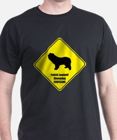 Sheepdog Crossing T-Shirt