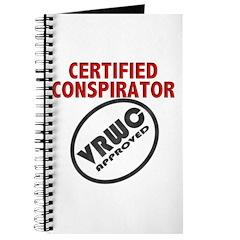 """Certified"" Conspirator Journal"