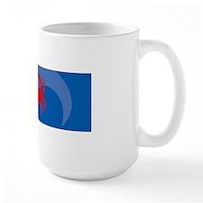 Crab 20x6 Wall Mug