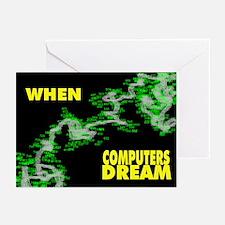Techi 1 Greeting Cards (Pk of 10)
