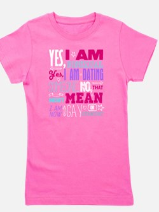 Yes, I Am Bisexual Girl's Tee