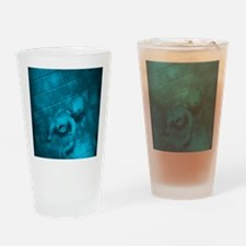 Child abuse, conceptual image Drinking Glass