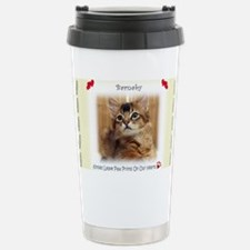 13x9 Stainless Steel Travel Mug