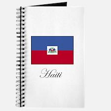 Haiti - Haitian Flag Journal