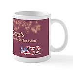 1632 Cora's Coffee House  Mug
