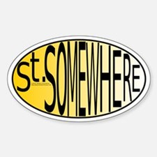 St. Somewhere Decal