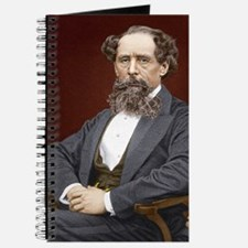 Charles Dickens, British author Journal
