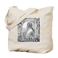 Charlemagne, first Holy Roman Emperor Tote Bag