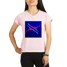 Chaos map Performance Dry T-Shirt