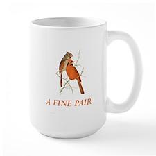 A Fine Pair Mugs