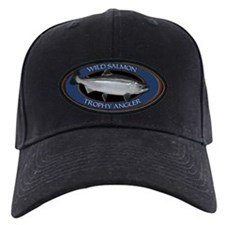 Salmon Baseball Hat